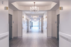 Avala Hospital - Inpatient Hallway