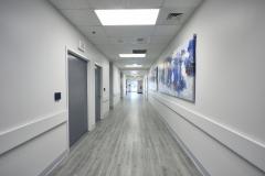 Avala Hospital - Patient Hallway