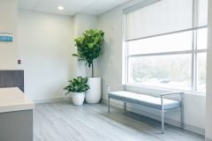 Avala Hospital - Inpatient Hallway