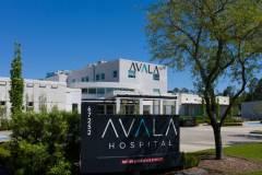 Avala Hospital - Exterior