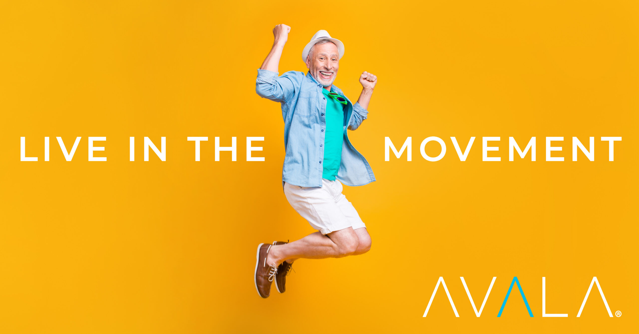 Live in the Movement - Joint Replacements