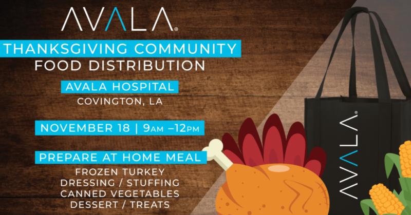 Eventbrite Header - Thanksgiving Community Food Distribution 2020