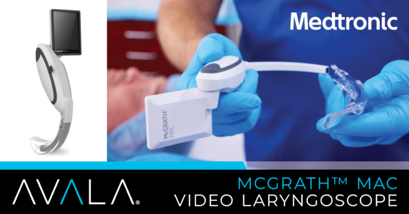 Medtronic Video Laryngoscope