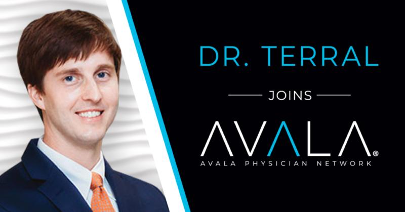 Announcement Image - Dr. Terral 2021